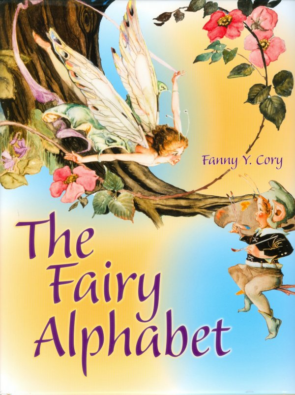 The Fairy Alphabet FY Cory Fairy Ariel Book Cover