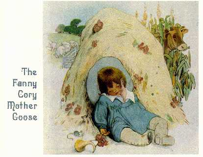 The Fanny Cory Mother Goose in 1913 Little Boy Blue